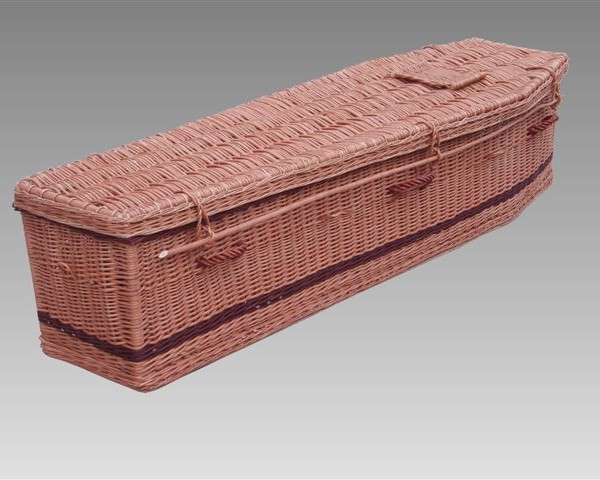 eco-coffin